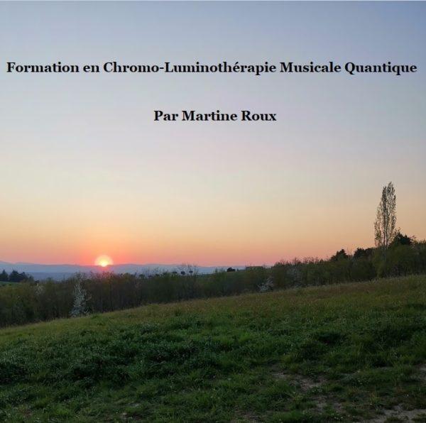 Formation en Chromo-Luminothérapie Musicale Quantique luminothérapie.formation.com