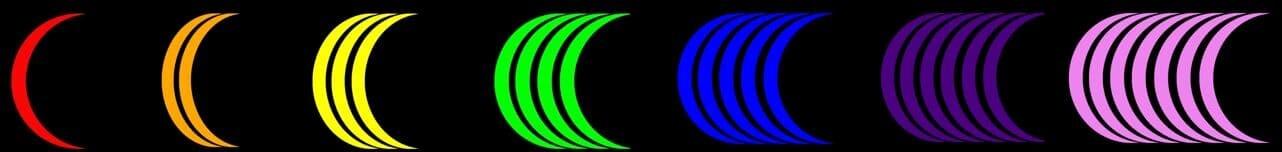 Photo de 7 ondes de forme quantique luminothérapie-formation.comale.com Martine Roux