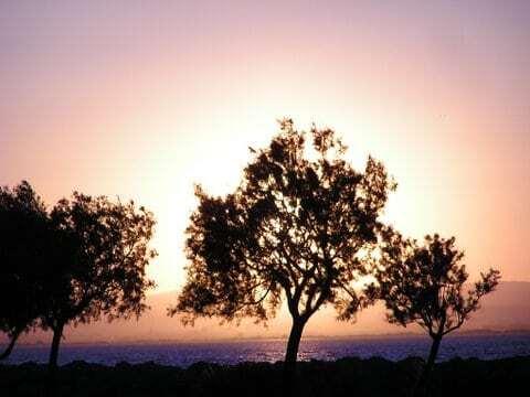 Photo d'un magnifique coucher de soleil luminotherapie-formation.com Martine Roux